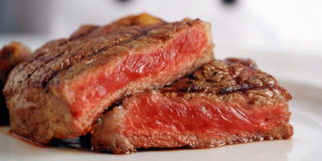 Tinggkat Kematangan Daging Level Rare