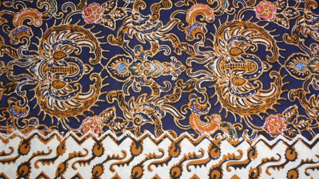 Batik Cuwiri digunakan untuk memperingati tujuh bulan masa kehamilan