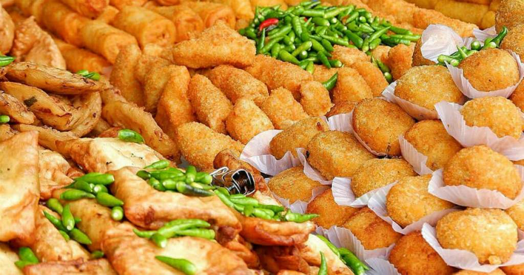 Makanan yang digoreng mengandung lemak jenuh