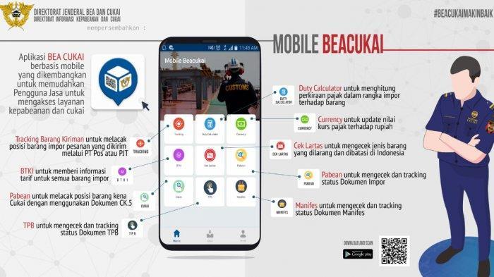 Apps Tracking Kiriman Luar Negeri Lewat Bea Cukai