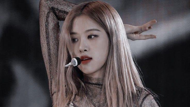 Yuk, Kepo in Girl Band Korea BLACKPINK