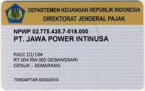 Cara Buat NPWP Badan Secara Online