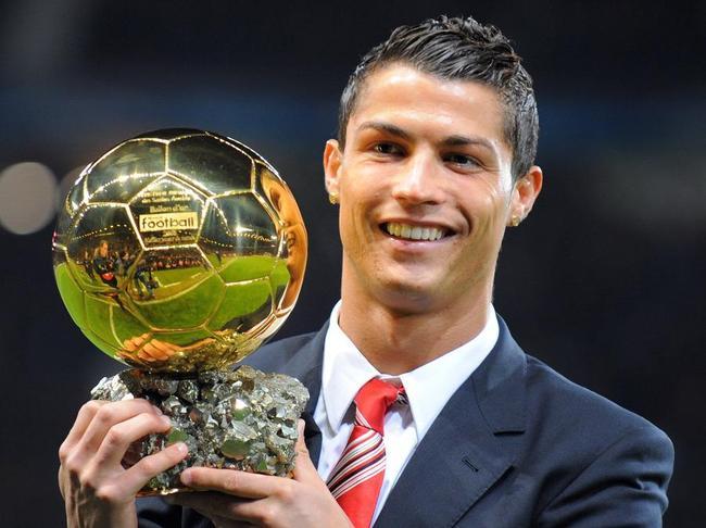 Kisah Perjalanan Hidup Cristiano Ronaldo