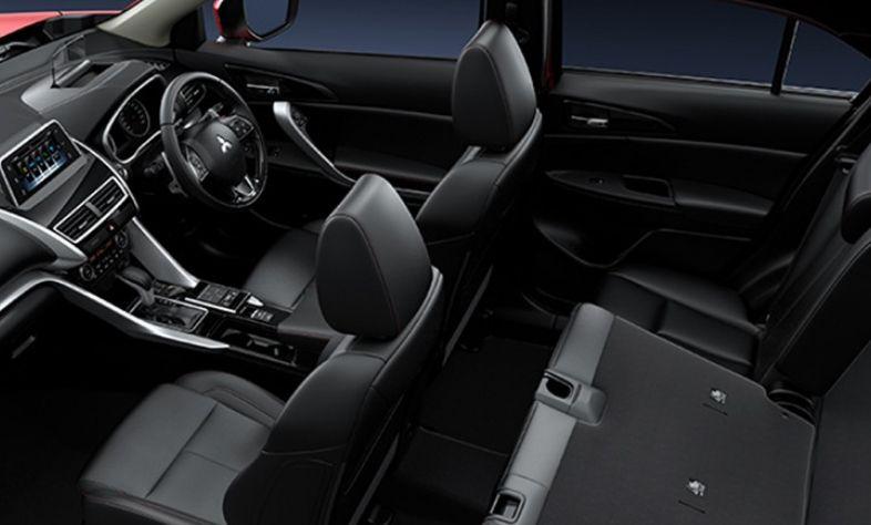 Mitsubishi Eclipse Cross SUV Canggih di Bawah Rp500 Juta