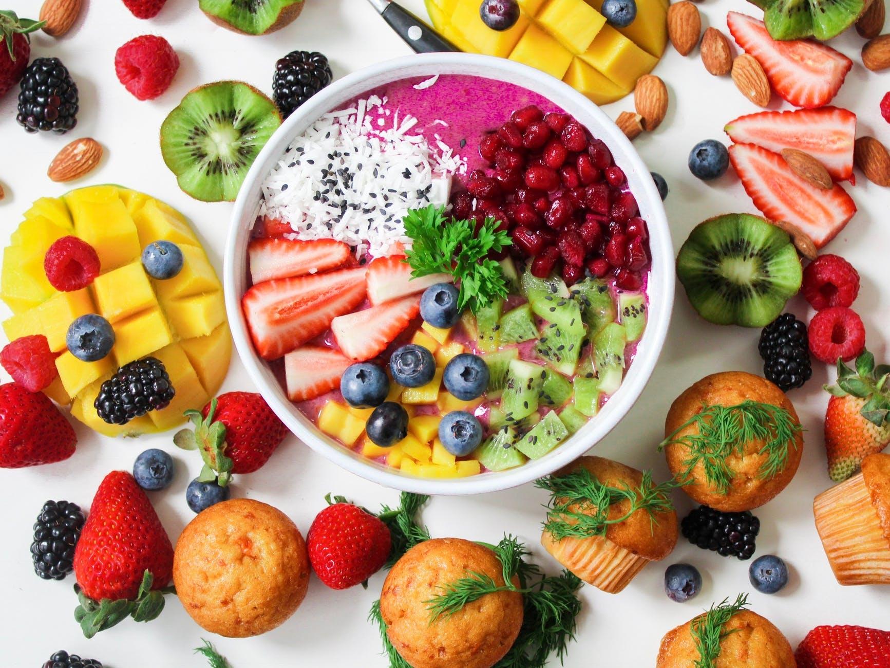 Diet sehat dan alami ala vegetarian