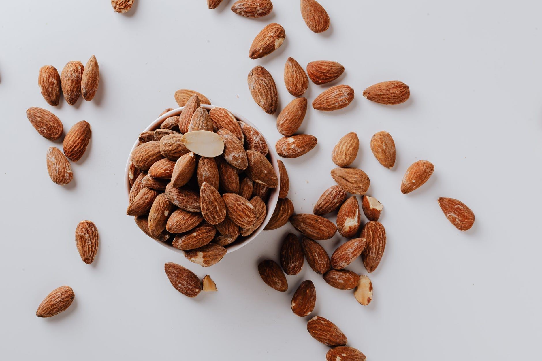 Khasiat ampuh kacang Almond bagi Kesehatan