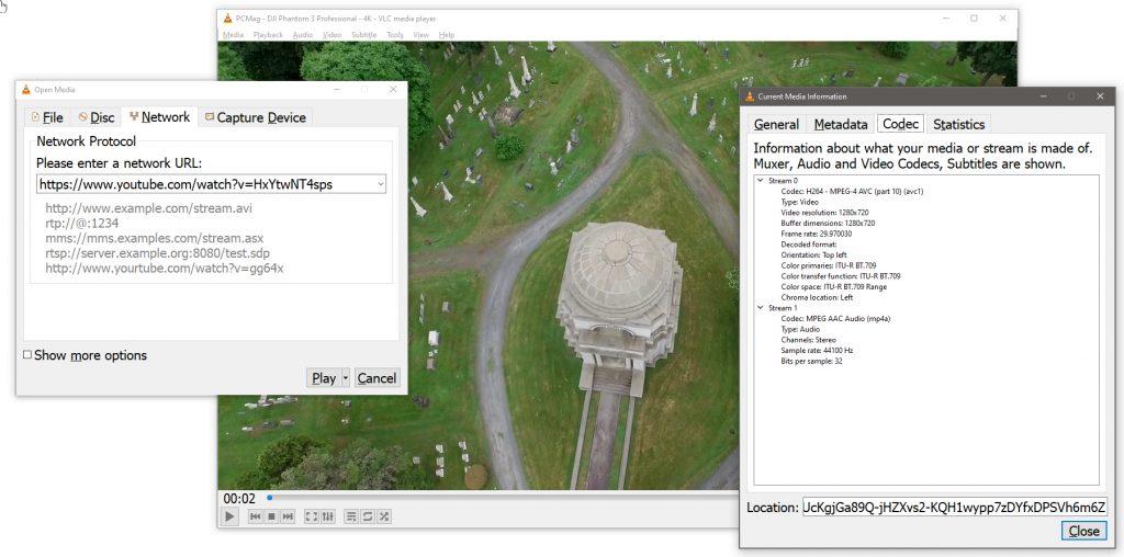 Cara Download Video YouTube dari Software VLC - katalogue.id