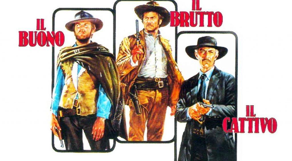 Film terbaik sepanjang masa: Il buono, il brutto, il cattivo (1966)