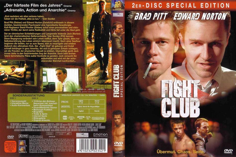 Film terbaik sepanjang masa: Fight Club (1999)