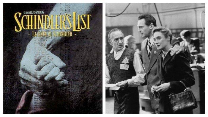 Film terbaik sepanjang masa: Schindler's List (1993)
