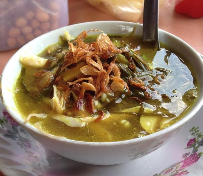 Ini resep soto ayam dari berbagai daerah lengkap