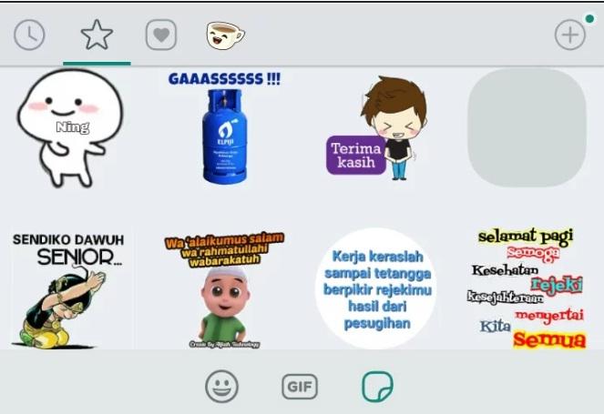 5 cara membuat stiker whatsapp sendiri dengan mudah.
