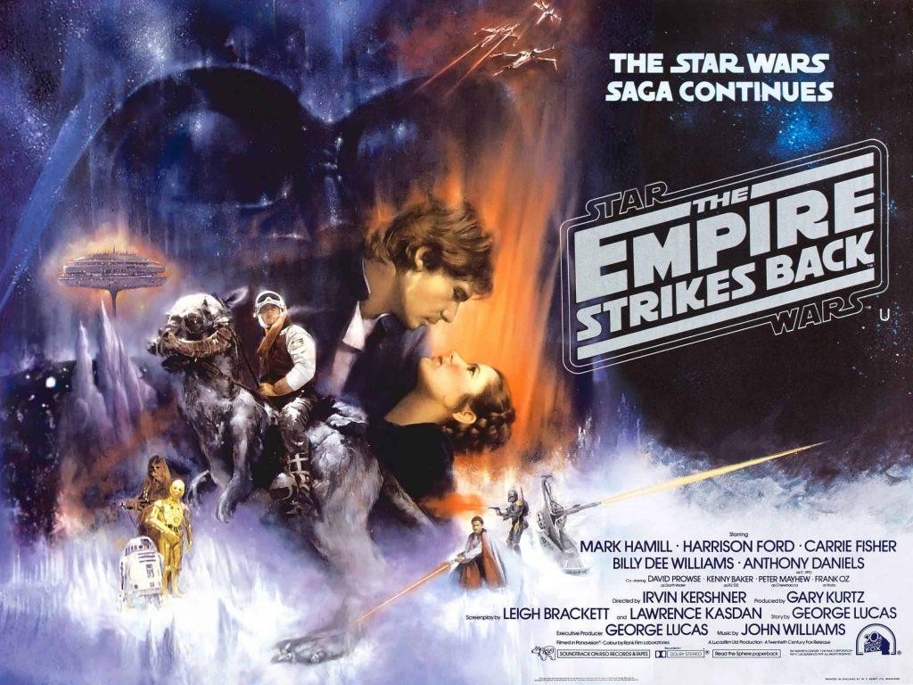 Film Terbaik Sepanjang Masa: Star Wars: Episode V - The Empire Strikes Back (1980)