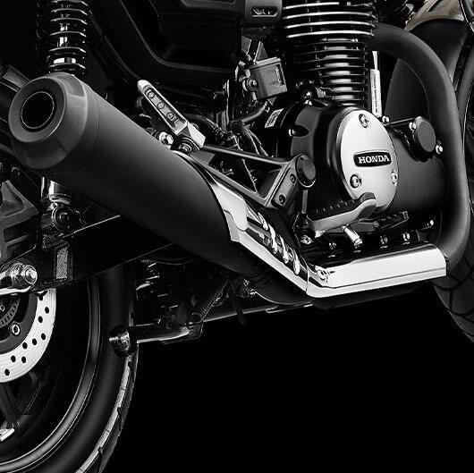 Spesifikasi Mesin Honda CB350RS