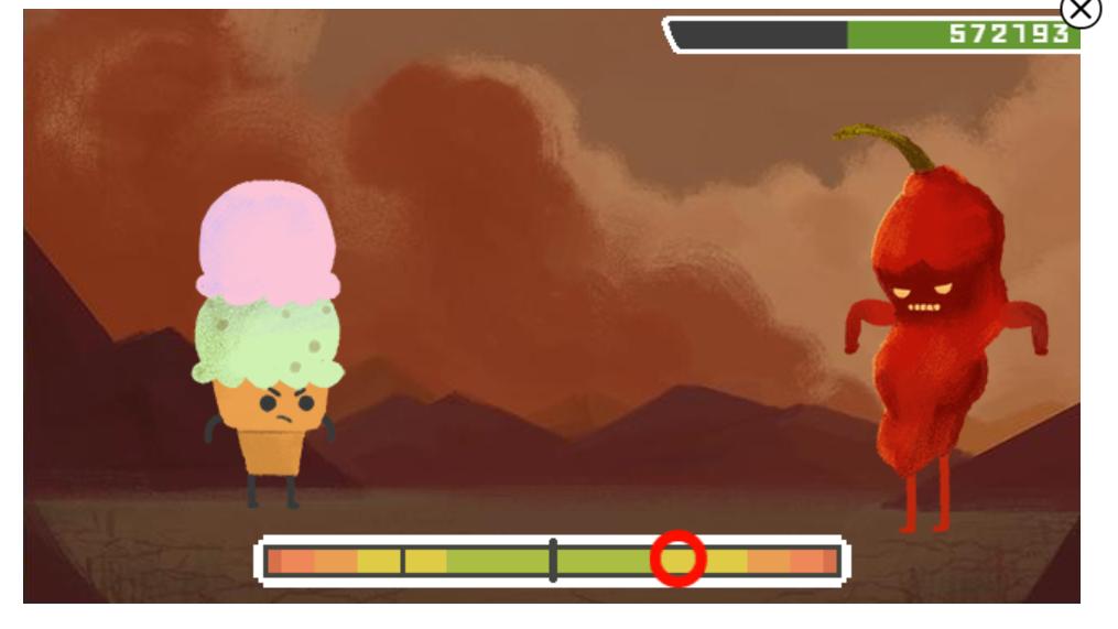Game Google Doodle Ulang Tahun ke-151 Wilbur Scoville