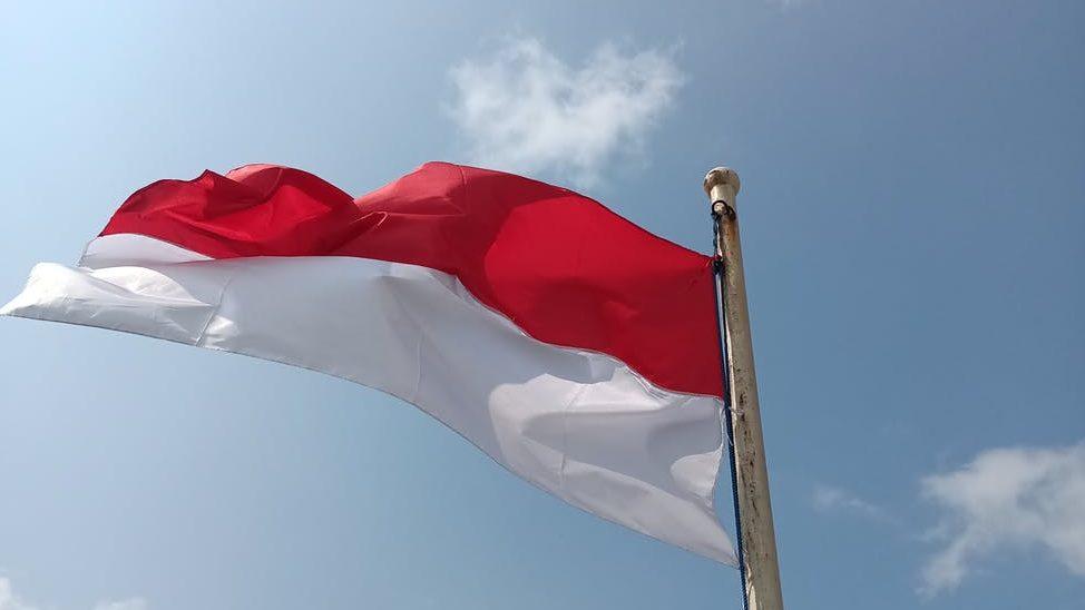 Bagian-bagian pada lambang negara Indonesia garuda pancasila.