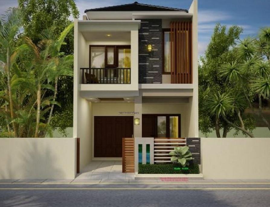 inspirasi desain rumah minimalis 50-70jutaan.