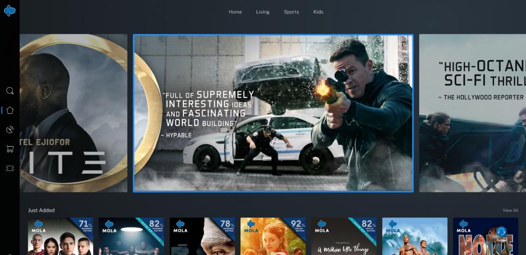 MAXstream, Link Alternatif untuk Nonton Film Streaming
